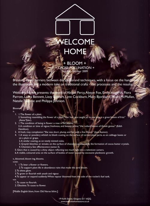 Bloom Flyer